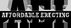 Affordable Erecting Inc. Logo